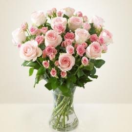 Bouquet rose mix