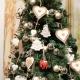 80cm GARLAND-STAR/HEART/TREE