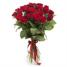 Rose Rosse Stelo Lungo13 steli
