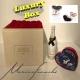 Magic moment  LuxuryScatola quadra-H30  (Flower box) con rose stabilizzate