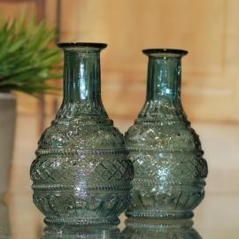Vaso  bottiglia in  Vetro