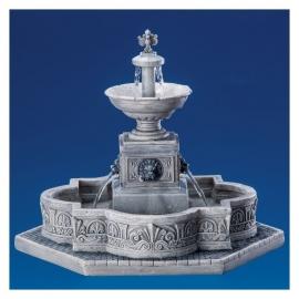 Modular Plaza Fountain
