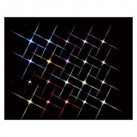 Super Bright 20 Multi Color Flashing Light String  (luci led multicolore)