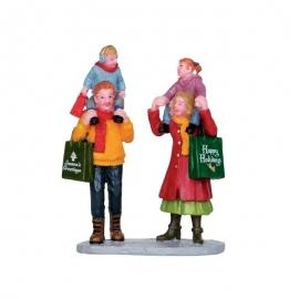 Family Christmas Shopping (Shopping in Famiglia )