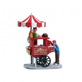 HOT DOG CART (carretto hot dog)