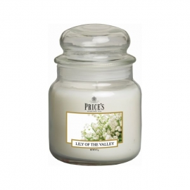 Lily of the Valley Medium Jar