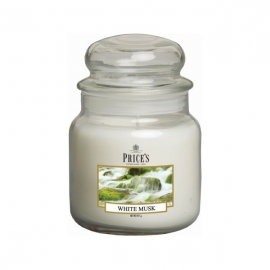 White Musk Medium Jar