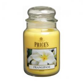 Frangipani Large Jar