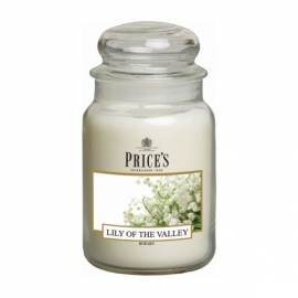 Lily of the Valley Large Jar