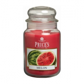 Melon Large Jar