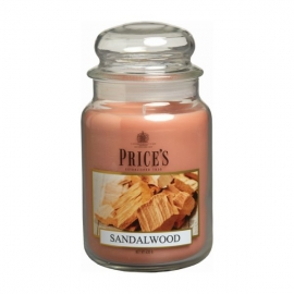 Sandalwood Large Jar
