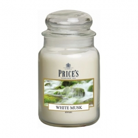 White Musk Large Jar