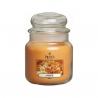 Amber Medium Jar