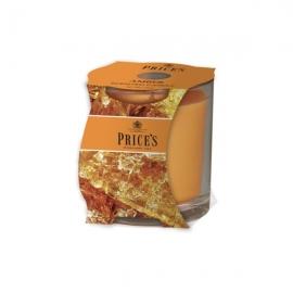 Amber Cluster Jar