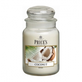 Coconut Large Jar