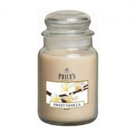 Sweet Vanilla Large Jar
