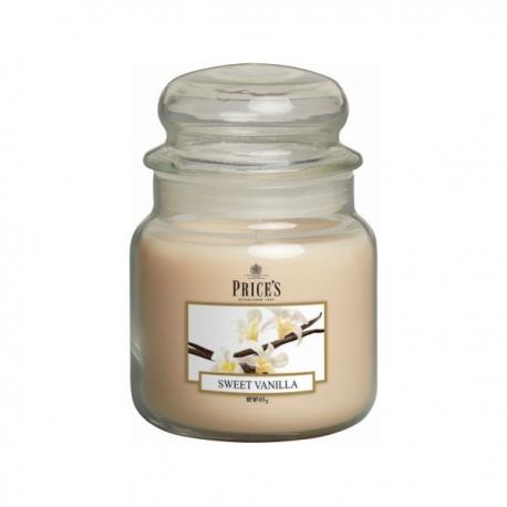Sweet Vanilla Medium Jar