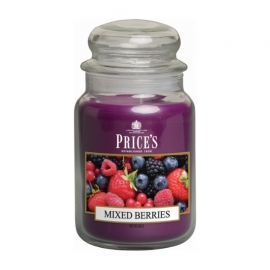 Mixed Berries Large Jar