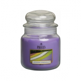Medium Jar Lavender & Lemongrass