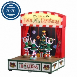 CHRISTMAS BELLE'S HOLIDAY RECITAL ( BALLETTO DI NATALE)