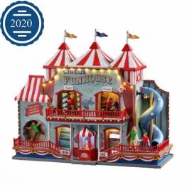 Lemax-Circus Funhouse
