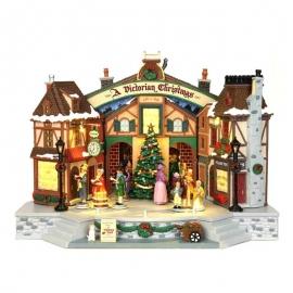 LEMAX-A CHRISTMAS CAROL PLAY