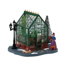 Lemax-Victorian Greenhouse