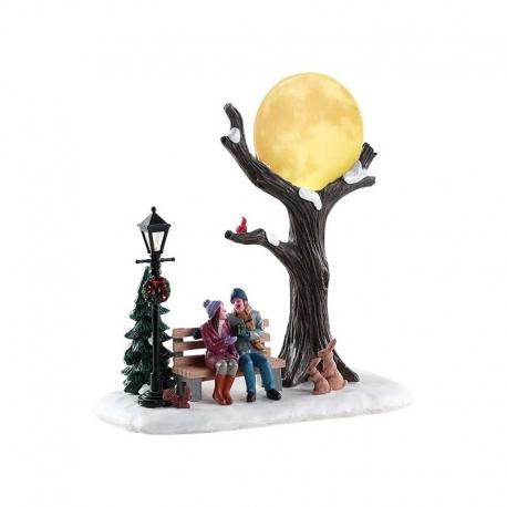 LEMAX-CHRISTMAS MOON