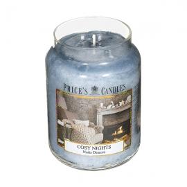 Cosy Night Large Jar