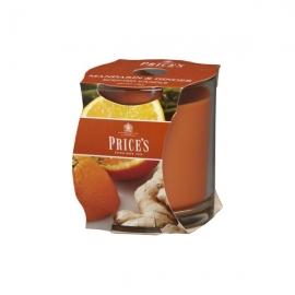 Mandarin & Ginger Cluster Jar