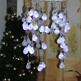 6PCS LED LIGHT BULBS GARLAND