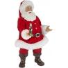 """10.5"""" Babbo Natale con Bottiglia Coca-Cola Led"""