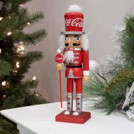 "10"" SCHIACCIANOCI Coca-Cola - Kurt S.Adler"