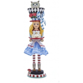 """19.5"""" schiaccianoci  Alice HOLLYWOOD"""