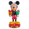 "10""  Schiaccianoci MICKEY CON REGALO- Disney - Kurt S.Adler"