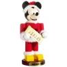 "10"" Schiaccianoci Babbo Natale MICKEY MOUSE  - Disney - Kurt S.Adler"