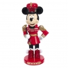 "10"" Schiaccianoci MICKEY MOUSE banda del paese  - Disney - Kurt S.Adler"