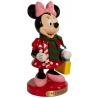 "10""  Schiaccianoci MINNIE CON BASTONICO DI ZUCCHERO- Disney - Kurt S.Adler"