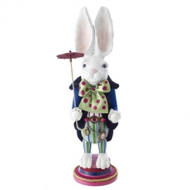 "18"" schiaccianoci  Rabbit HOLLYWOOD - Disney - Kurt S.Adler"