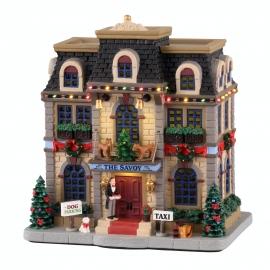 Lemax-Christmas At The Savoy