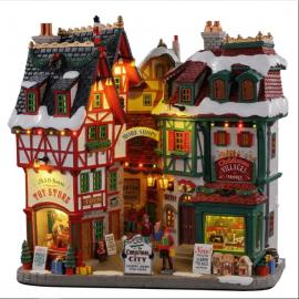 Lemax-Christmas City