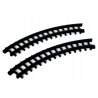 Lemax-Curved Track For Christmas Express Set Of 2