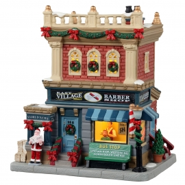 Lemax-East Village Barber Shop