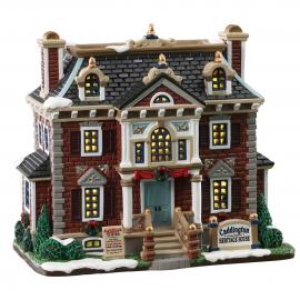 Lemax-Heritage House