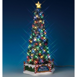 Lemax-New Majestic Christmas Tree