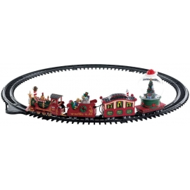 Lemax-North Pole Railway
