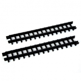 Lemax-Straight Track For Christmas Express Set Of 2