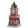 Lemax-Tannenbaum Clock Tower B/O (1.5v)