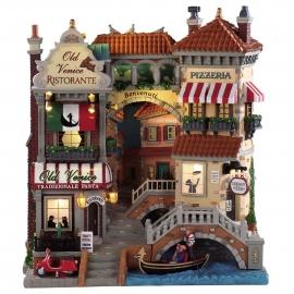 Lemax-Venice Canal Shops