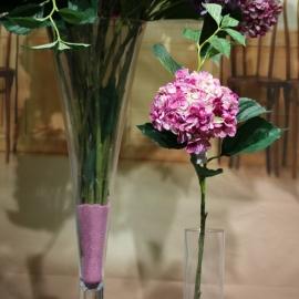 ORTENSIA JADE rosa